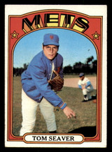 1972 Topps #445 Tom Seaver Excellent  ID: 313741