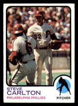 1973 Topps #300 Steve Carlton Excellent+  ID: 313758