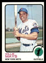 1973 Topps #305 Willie Mays Near Mint  ID: 313759
