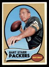 1970 Topps #30 Bart Starr Very Good  ID: 313855