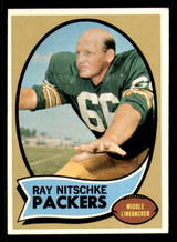 1970 Topps #55 Ray Nitschke Excellent+  ID: 313856