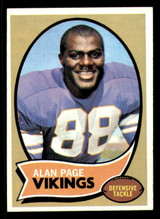 1970 Topps #59 Alan Page Ex-Mint RC Rookie  ID: 313858