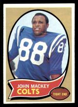 1970 Topps #62 John Mackey Very Good  ID: 313859