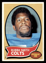 1970 Topps #114 Bubba Smith Excellent+ RC Rookie  ID: 313862