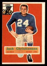 1956 Topps #20 Jack Christiansen VG-EX