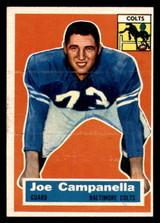 1956 Topps #24 Joe Campanella Excellent+  ID: 313865
