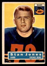 1956 Topps #71 Stan Jones Very Good RC Rookie