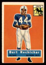 1956 Topps #84 Bert Rechichar Very Good  ID: 313869