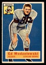 1956 Topps #117 Ed Modzelewski Excellent+
