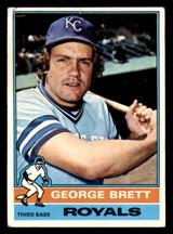 1976 Topps #19 George Brett Very Good  ID: 313875