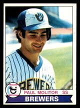 1979 Topps #24 Paul Molitor Very Good