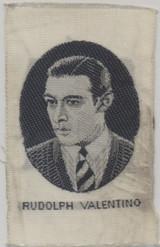 1926 Effedi Freres Cigarettes Holland Famous People (SILK) Vg+  #*