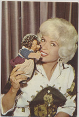 1960's Jayne Mansfield 3 Different Languages On Back  #*