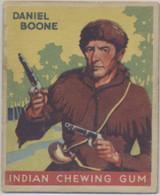 1933 Goudey #50 Daniel Boone Ex  #*