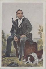 1931 Krenter Red Indians Series 11 Krentner Werke, Germany #1 Daniel Boone Ex-Mt  #*