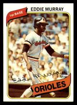 1980 Topps #160 Eddie Murray Ex-Mint  ID: 315393