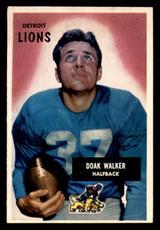 1955 Bowman #1 Doak Walker Excellent+  ID: 315449