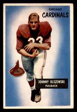 1955 Bowman #3 John Olszewski Excellent+  ID: 315467