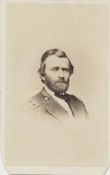 1863-65 General U.S. Grant CDV  #*