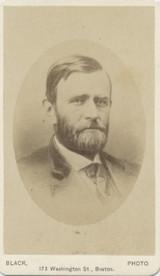 1860s General U.S. Grant CDV  #*