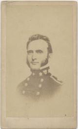 1850s Stonewall Jackson CDV 1824-1863  #*