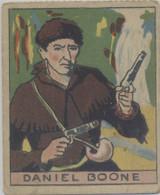 1933 R128-2 Series Of 48 Westerns #216 Daniel Boone  #*