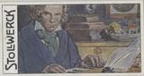 1908 Stouwerck Germany Group 442 #6 Beethoven   #*