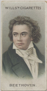 1911 W.D. & H.O. WILLS #5 BEETHOVEN  #*