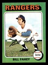 1975 Topps Mini #644 Bill Fahey Near Mint  ID: 318224