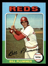 1975 Topps Mini #656 Bill Plummer Near Mint  ID: 318236
