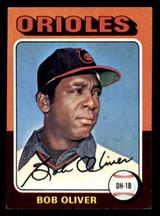 1975 Topps Mini #657 Bob Oliver Ex-Mint  ID: 318237