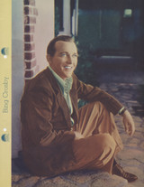 1935 Dixie Premiums F5-01-10 Bing Crosby 9 By 11 Inches  #*