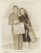 """1942 Bob Hope """"My Favorite Blonde"""" 8 by 10 inches 1937/107  #*"""