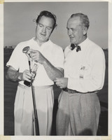 1950's Bob Hope Golf 8 by 10 inches  #*#