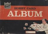 1950'S TOPPS HOBBY CARD ALBUM  #*