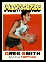 1971-72 Topps #129 Greg Smith DP Excellent+  ID: 318893