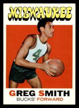 1971-72 Topps #129 Greg Smith DP Ex-Mint  ID: 318894