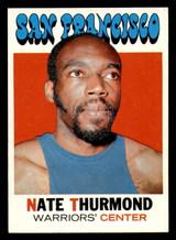1971-72 Topps #131 Nate Thurmond DP Near Mint  ID: 318895