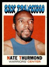 1971-72 Topps #131 Nate Thurmond DP Ex-Mint  ID: 318896