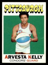 1971-72 Topps #228 Arvesta Kelly Very Good  ID: 318915