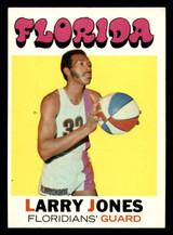 1971-72 Topps #230 Larry Jones Very Good