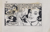1968 TOPPS LAND OF THE GIANTS #31 ART REVERSE RARE  #*