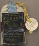 1940'S GENUINE DURHAM SMOKING TOBACCO  #*