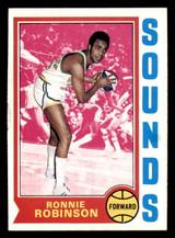 1974-75 Topps #251 Ron Robinson Near Mint  ID: 319226