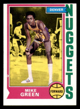 1974-75 Topps #254 Mike Green Ex-Mint  ID: 319228