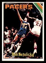1975-76 Topps #314 Bob Netolicky Near Mint+  ID: 319411