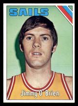1975-76 Topps #317 Jimmy O'Brien Near Mint+