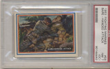 1953 FIGHTING MARINES #59  Bare-Handed Attack PSA 7 (OC) NM  #*