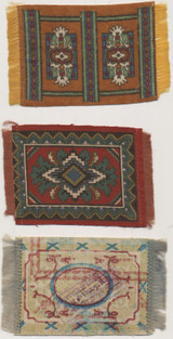 1912-1915 B38 Conventional Rugs Lot 10 Different  #*