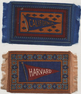 1912-1915 B50 College Pennants Blankets Lot 11/15   #*
